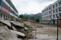China Wenchuan earthquake, 3/30