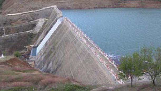 Roller Compacted Concrete Dam : Joumoua dam a roller compacted concrete structure