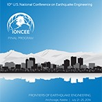 10th U.S. National Conference on Earthquake Engineering: Frontiers of Earthquake Engineering, Proceedings Thumb Drive