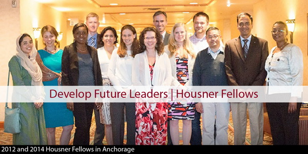 Develop Future Leaders | Housner Fellows
