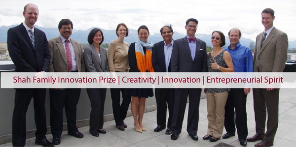 Shah Family Innovation Prize