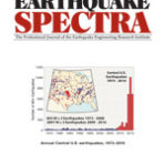 ES 34:2 (May 2018) Annual Central US earthquakes 1973-2016