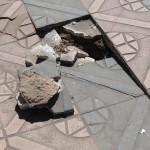 Damage tiles
