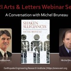 EERI Arts & Letters Webinar: Interview with Michel Bruneau (Audio Download)