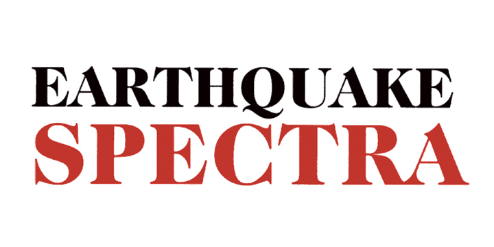 Earthquake Spectra