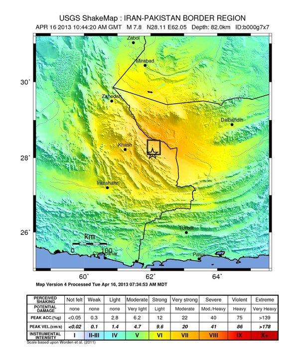 Iran_Shakemap