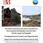 Japan and New Zealand Research Needs Workshop Report