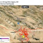 Distribution of Aftershocks