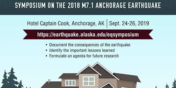 Call for Posters: M7.1 Anchorage Earthquake Symposium