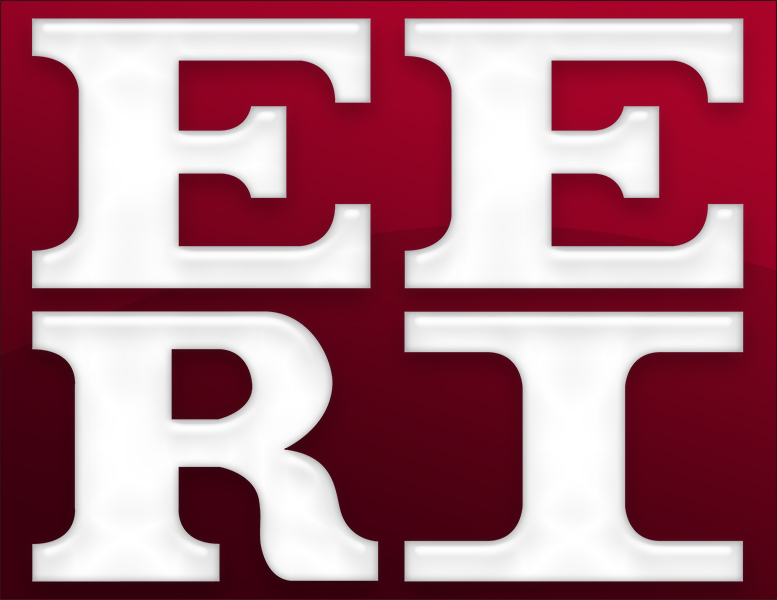 EERI logo in TIFF format for higher resolution printing
