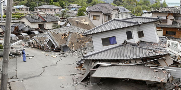 Kumamoto, Japan Earthquake Virtual Clearinghouse