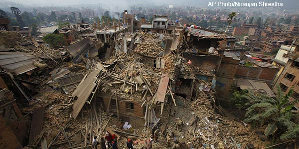 EERI Nepal Earthquake Virtual Clearinghouse