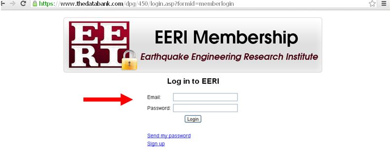 How to Login to your EERI Accounts: A Step-by-Step Tutorial