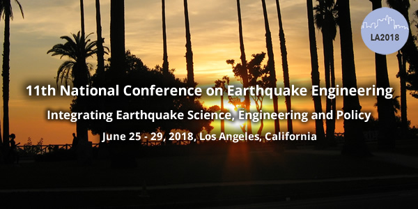 The Eleventh National Conference on Earthquake Engineering (11NCEE), June 25-29, 2018