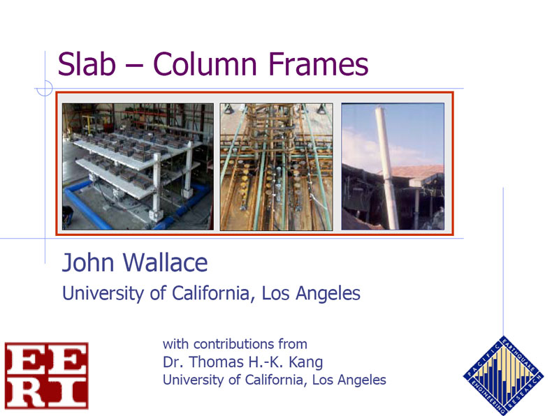 Slab-Column Connections (VIDEO DOWNLOAD)