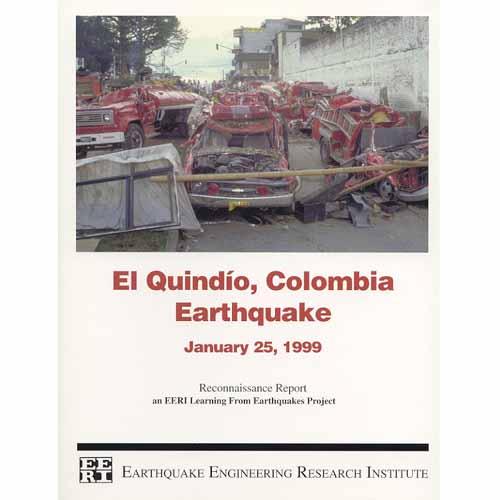El Quindio, Colombia Earthquake , January 24, 1999