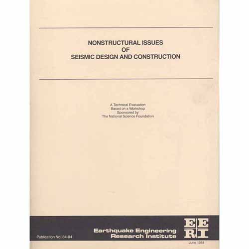 Nonstructural Issues of Seismic Design and Construction