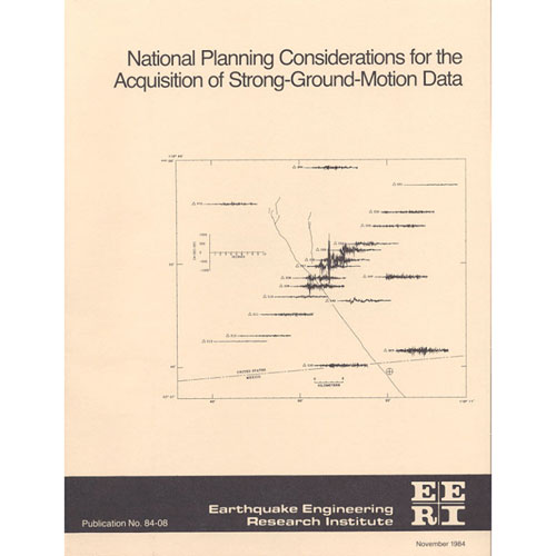 National Planning for Acquisition of Strong Ground-Motion Data