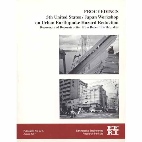 Urban EQ Hazard Reduction: 5th US-Japan Workshop