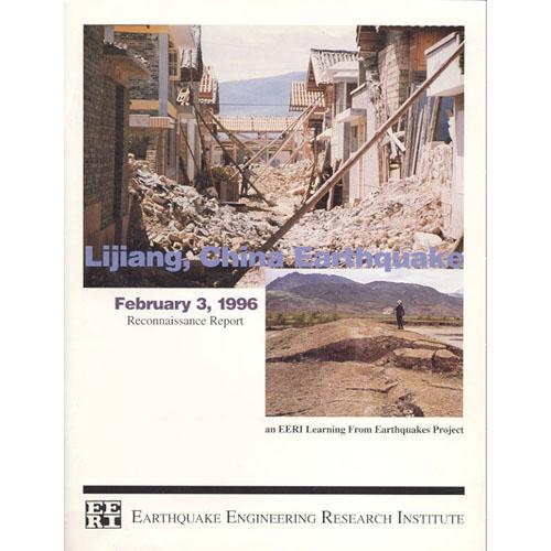 Lijiang, Yunnan Province, China, Earthquake, Feb 3, 1996