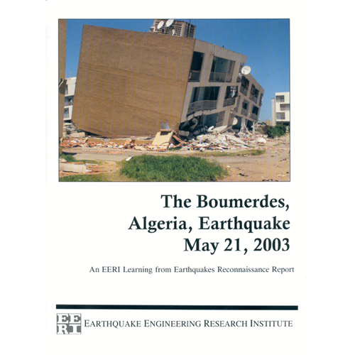 The Boumerdes, Algeria, Earthquake of May 21, 2003