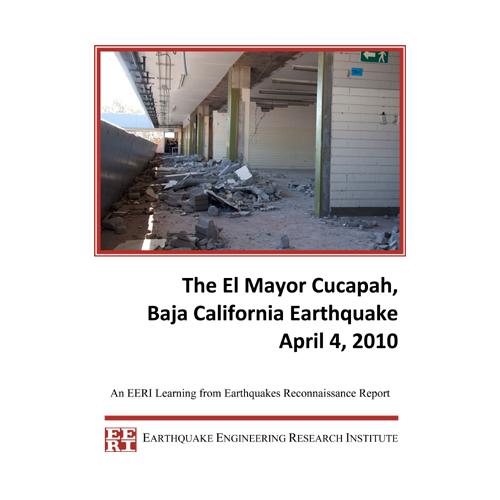 El Mayor Cucapah, Baja California earthquake of April 4, 2010