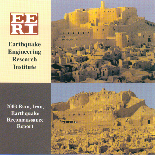 2003 Bam, Iran, Earthquake Reconnaissance Report CD-ROM