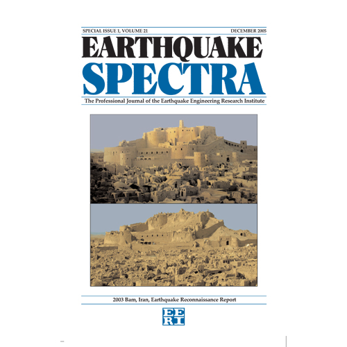 ES 21:S1 (Dec 2005) 2003 Bam, Iran, Earthquake Reconnaissance Report