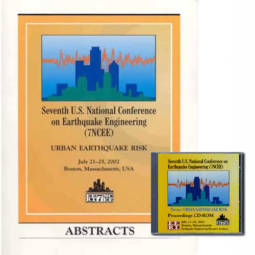 7th U.S. National Conference on Earthquake Engineering (2002), Proceedings CD-ROM + Abstract Volume