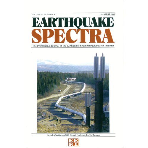ES 20:3 (Aug 2004) Includes Section on 2002 Denali Fault, Alaska, Earthquake