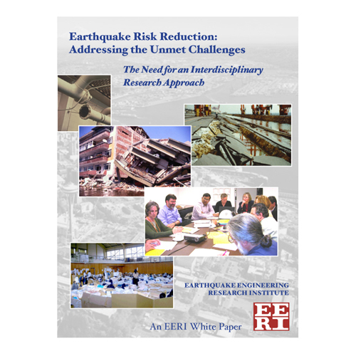 Earthquake Risk Reduction: Addressing the Unmet Challenges — The Need for an Interdisciplinary Research Approach