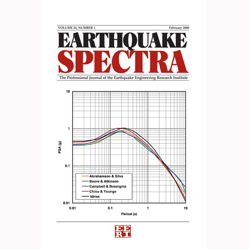 ES 24:1 (Feb 2008) The Next Generation Attenuation Special Issue