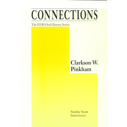 Oral History Series Vol. 13 Clarkson W. Pinkham