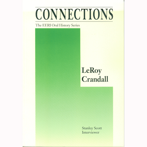 Oral History Series Vol. 15 LeRoy Crandall
