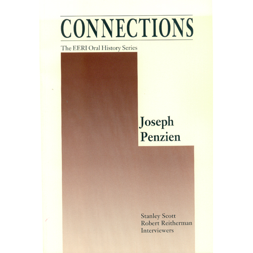 Joseph Penzien,Oral History Series Vol. 11