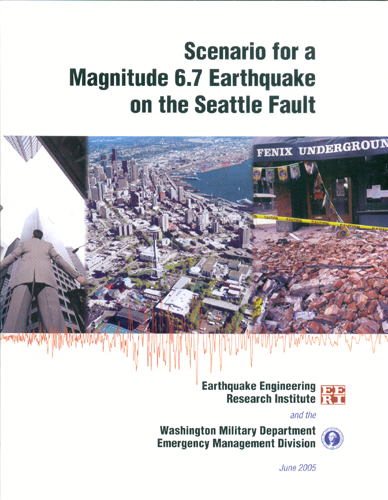 Scenario for a Magnitude 6.7 Earthquake on the Seattle Fault