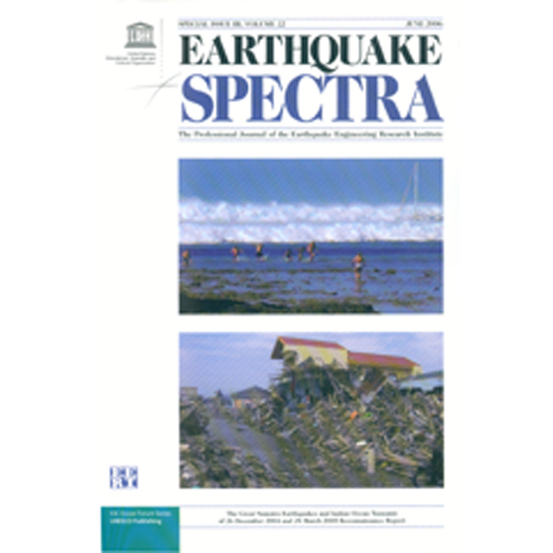 ES 22:S3 (Jun 2006) The Great Sumatra Earthquakes & Indian Ocean Tsunamis of 26 December 2004 and 28 March 2005 Reconnaissance Report