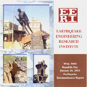2001 Bhuj, India, Earthquake Reconnaissance Report CD-ROM
