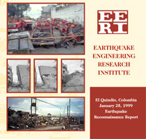 1999 El Quindio, Colombia, Earthquake Reconnaissance Report CD-ROM