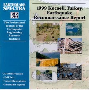 1999 Kocaeli, Turkey,  Earthquake Reconnaissance Report CD-ROM