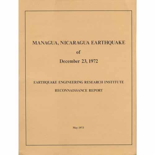 Managua, Nicaragua, Earthquake of December 23, 1972