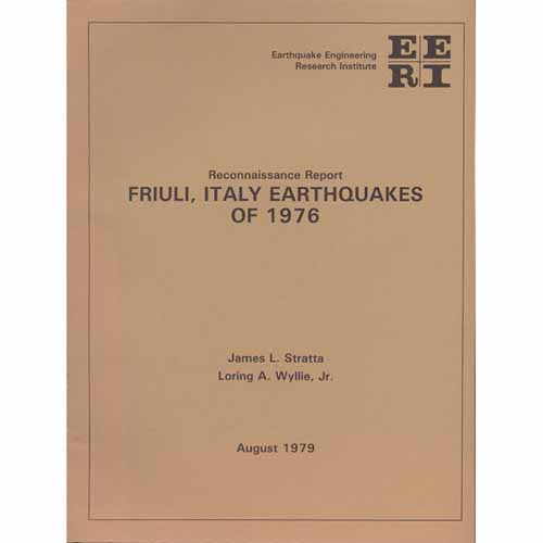 Friuli, Italy, Earthquakes of 1976