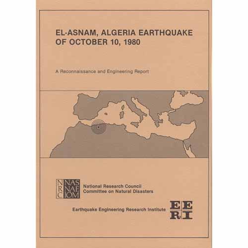 El-Asnam, Algeria, Earthquake of October 10, 1980