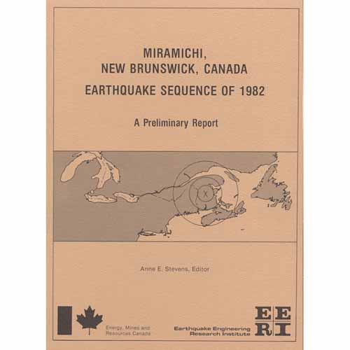 Miramichi, New Brunswick, Canada, EQ Sequence of 1982