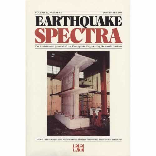 ES 12:4 (Nov 1996) Repair and Rehabilitation for Seismic Resistance of Structures