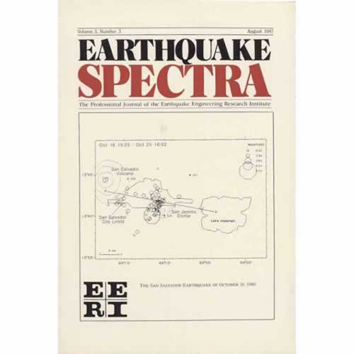 ES 03:3 (Aug 1987) The San Salvador Earthquake of October 10, 1986