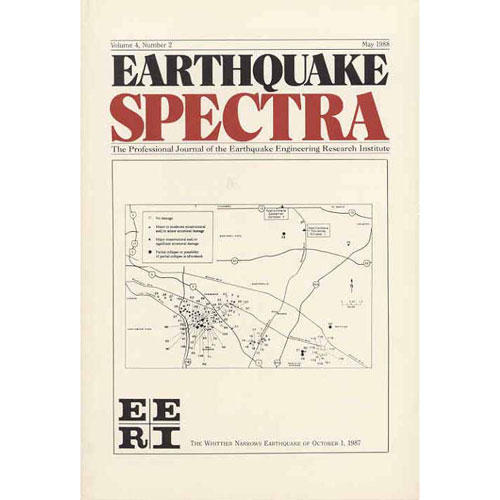 ES 04:2 (May 1988) The Whittier Narrows, CA, Earthquake of October 1, 1987. Part 2