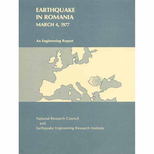 Earthquake in Romania, March 4, 1977
