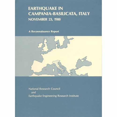 Earthquake in Campania/Basilicata, Italy, Nov 23, 1980-Recon Report