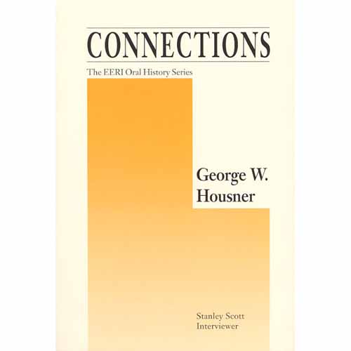 George Housner, Oral History Series Vol. 4